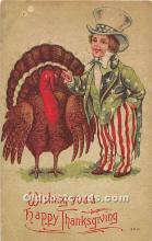 hol063115 - Thanksgiving Greeting Postcard