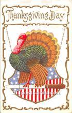hol063117 - Thanksgiving Greeting Postcard