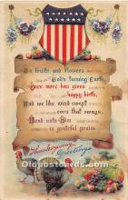 hol063119 - Thanksgiving Greeting Postcard