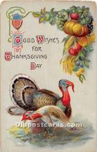 hol063122 - Thanksgiving Greeting Postcard