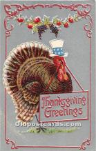 hol063130 - Thanksgiving Greeting Postcard