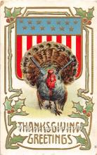 hol063131 - Thanksgiving Greeting Postcard