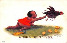 hol064195 - Thanksgiving Postcard Old Vintage Antique Post Card