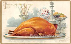 hol065044 - Thanksgiving Greeting Postcard