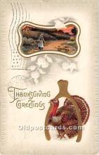 hol065160 - Thanksgiving Greeting Postcard
