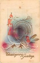 hol065190 - Thanksgiving Greeting Postcard