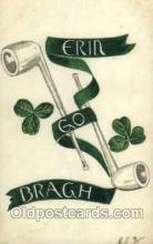 hol070004 - St. Patricks Day, Postcard Postcards