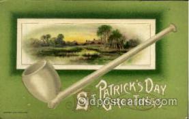 hol070014 - St. Patricks Day, Postcard Postcards