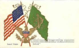 hol070019 - St. Patricks Day, Postcard Postcards