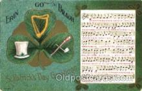 hol070035 - St. Saint Patrick's Day Postcard Postcards