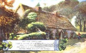 hol070041 - St. Saint Patrick's Day Postcard Postcards