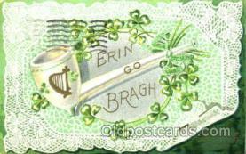 hol070045 - St. Saint Patrick's Day Postcard Postcards
