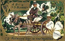 hol070046 - St. Saint Patrick's Day Postcard Postcards