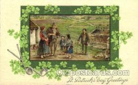 hol070051 - St. Saint Patrick's Day Postcard Postcards