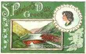 hol070052 - St. Saint Patrick's Day Postcard Postcards