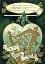 hol070087 - St. Patricks Day Postcard Postcards