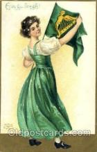 hol070116 - Ellen Clapsaddle St. Patricks Day Postcard Postcards