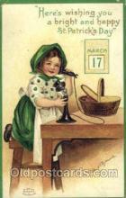 hol070117 - Ellen Clapsaddle St. Patricks Day Postcard Postcards