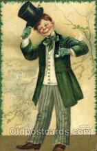 hol070122 - Ellen Clapsaddle St. Patricks Day Postcard Postcards