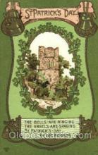hol070125 - St. Patricks Day Postcard Postcards