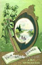 hol070127 - St. Patricks Day Postcard Postcards