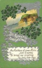 hol070129 - St. Patricks Day Postcard Postcards