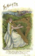 hol070131 - Artist Fred Lounsbury St. Patricks Day Postcard Postcards