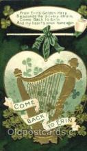 hol070136 - St. Patricks Day Postcard Postcards