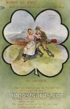 hol070140 - St. Patricks Day Postcard Postcards