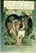 hol070143 - St. Patricks Day Postcard Postcards