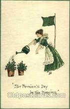 hol070147 - St. Patricks Day Postcard Postcards