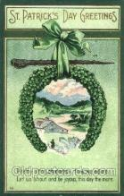 hol070154 - St. Patricks Day Postcard Postcards