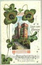 hol070156 - St. Patricks Day Postcard Postcards