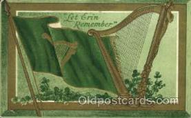 hol070160 - St. Patricks Day Postcard Postcards