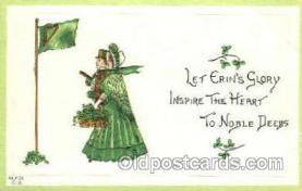 hol070162 - St. Patricks Day Postcard Postcards