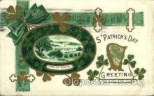 hol070165 - St. Patricks Day Postcard Postcards