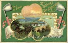 hol070167 - St. Patricks Day Postcard Postcards