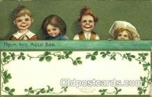 hol070184 - Ellen Clapsaddle St. Patricks Day Postcard Postcards