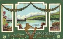 hol070189 - St. Patricks Day Postcard Postcards