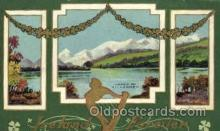 hol070192 - St. Patricks Day Postcard Postcards
