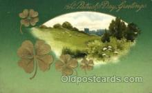 hol070198 - St. Patricks Day Postcard Postcards