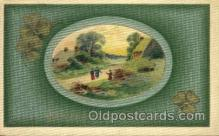 hol070201 - St. Patricks Day Postcard Postcards