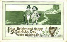 hol070210 - St. Patricks Day Postcard Postcards