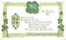 hol070214 - H.M. Rose St. Patricks Day Postcard Postcards