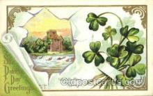 hol070217 - St. Patricks Day Postcard Postcards