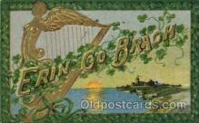 hol070218 - St. Patricks Day Postcard Postcards