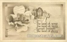 hol070220 - St. Patricks Day Postcard Postcards