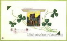 hol070223 - St. Patricks Day Postcard Postcards