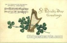 hol070225 - St. Patricks Day Postcard Postcards