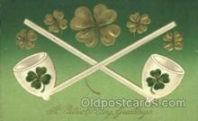 hol070234 - St. Patricks Day Postcard Postcards